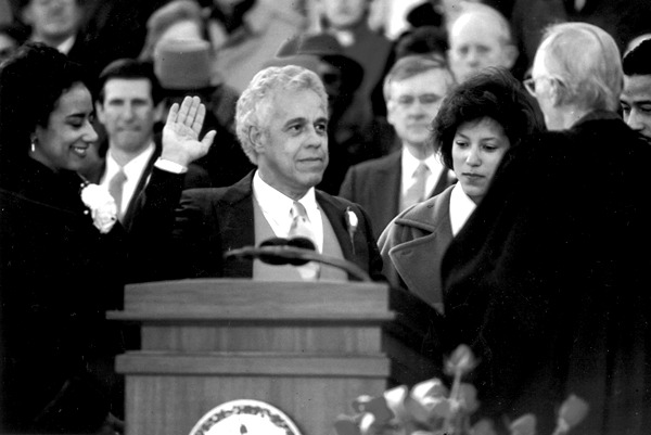 January 13, 2020 marked the 30th Anniversary of the inauguration of L. Douglas Wilder, 66th Governor of the Commonwealth of Virginia.