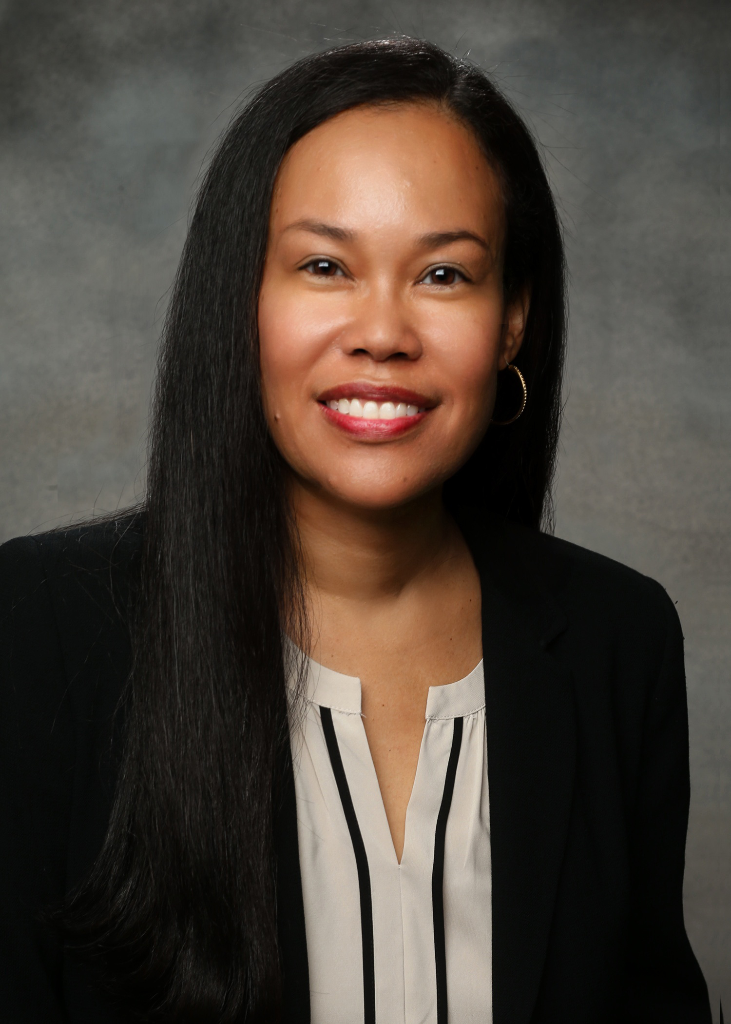 Denia Lee-Hing,Ed.D., is the director of the Office of Graduate Studies.